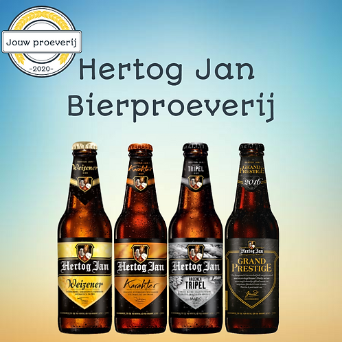 Hertog Jan bierproeverij