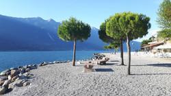 Strand-Gardasee