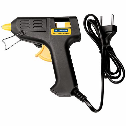 Pistola Elétrica para Cola Quente Tramontina 10-12 W com Corpo Injetado