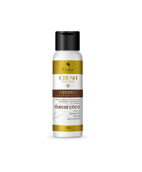 ÓLEO DE COCO ÉVOLAR CRUSH COCONUT – 60ML