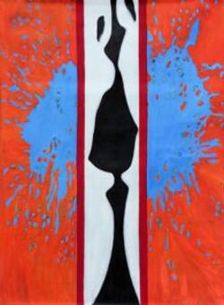Painting.Kiss_.2013-220x300