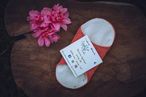 Protège slip micro éponge de coton bio