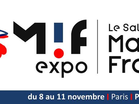 MIF (Made In France) du 08 au 11 novembre 2019
