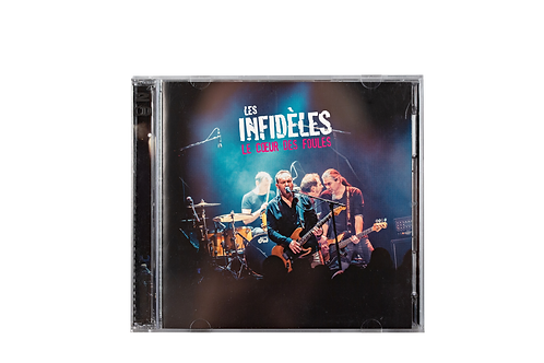 CD + DVD Le cœur des foules