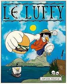 LE LUFFY Burger par Poulet 22