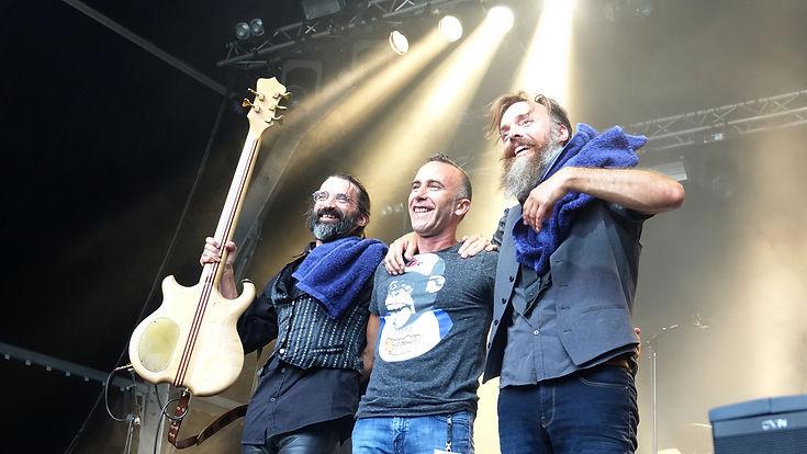 MOTIS Groupe rock progressif français