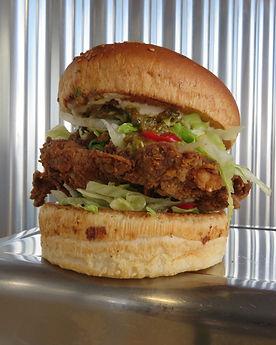 Le Chroma Burger de Poulet 22