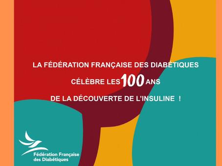 LES 100 ANS DE L'INSULINE