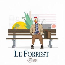 Le Forrest Burger