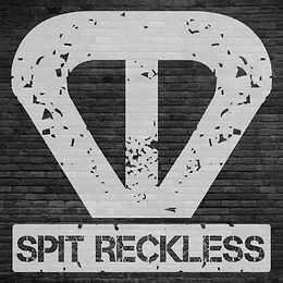 LOGO SPIT RECKLESS