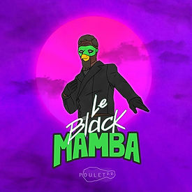 Burger Black Mamba