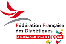 LOGO Fédération Française des Diabétiques