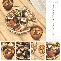 [Cinoe] Connect heart - Japonica Summer2