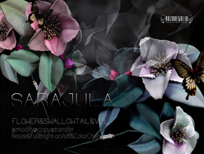 ROZOREGALIA_SARAJULA_FlOWER&SWALLOWTAIL&