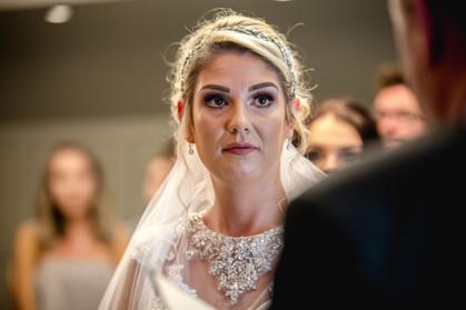 red hall hotel bride