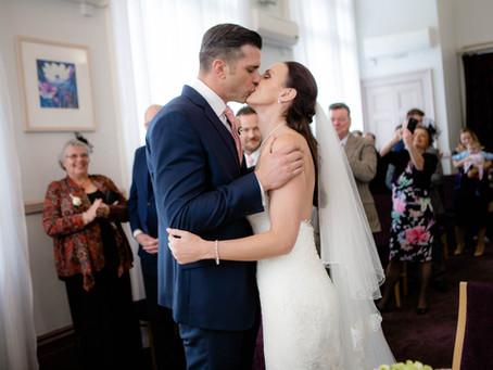 A winter wedding The Met Hotel - Leeds
