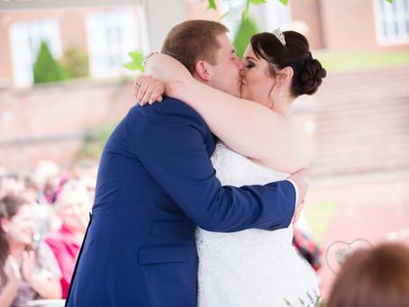 A summer wedding at Carden Park Golf Resort & Hotel
