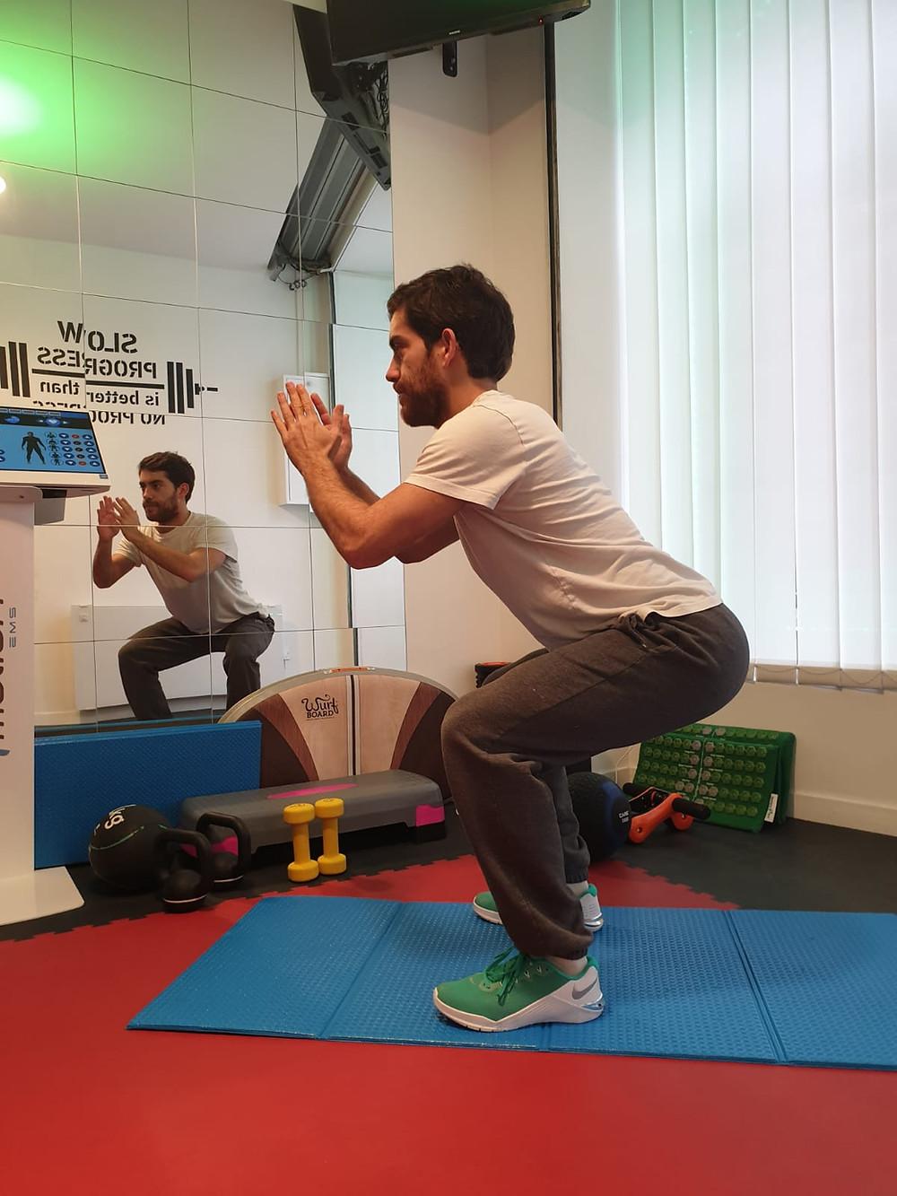 Station Forme : 5 conseils sur le squat