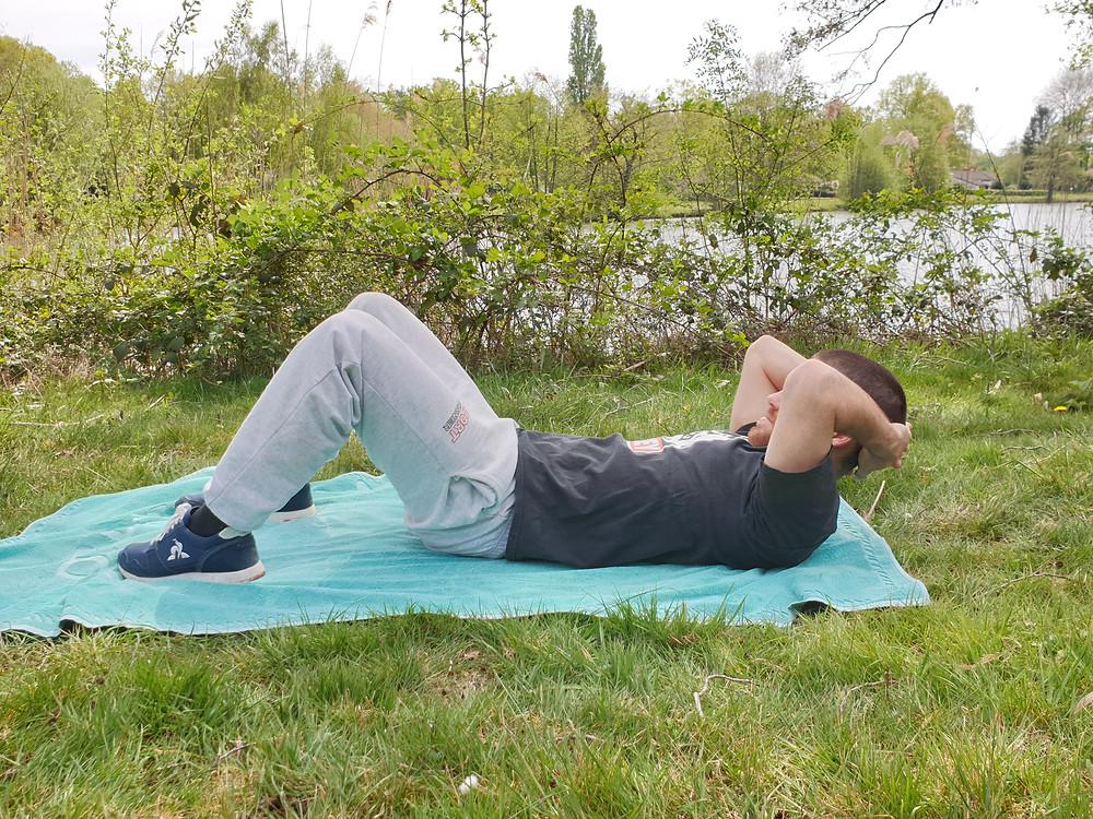 exercices cou cervicales douleurs muscler