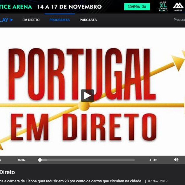 Portugal (listen from the minute 26:13)
