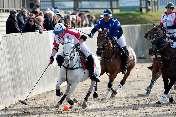 Arena Polo International Test Match at Hickstead