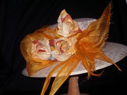 Oriana Orange Roses