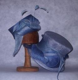 Pale blue collection