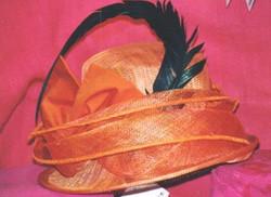 Cloche in orange