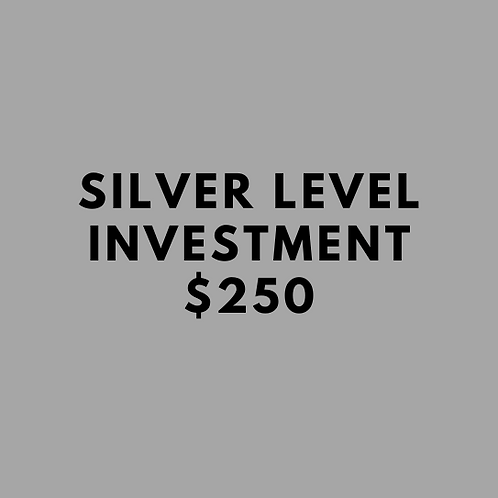 Silver Level Investment