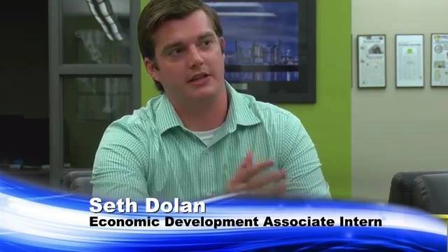 Main Street Live July 3rd 2018, Seth Dolan, Intern with the Fort Dodge Growth Alliance