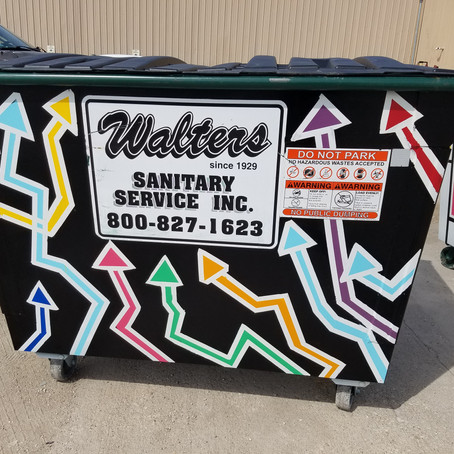 Main Street Fort Dodge announces the Downtown Dumpster Mural Project
