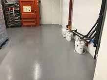 avp sas - pulizia pavimenti in resina