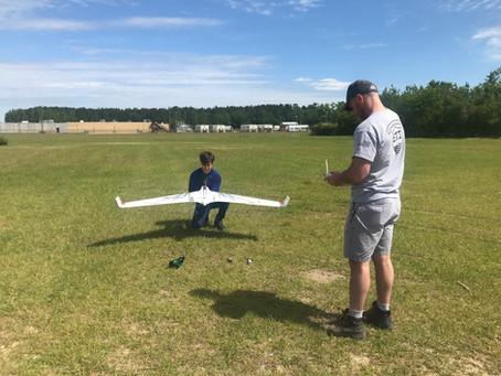 Test Flight take 1!
