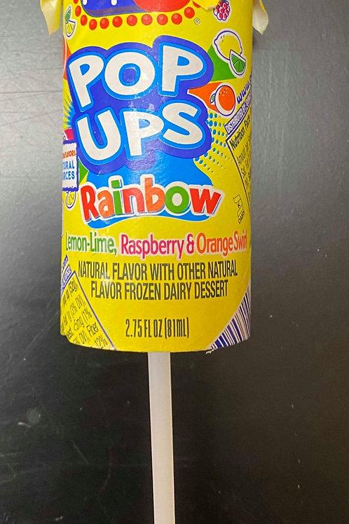 Rainbow Pop Up