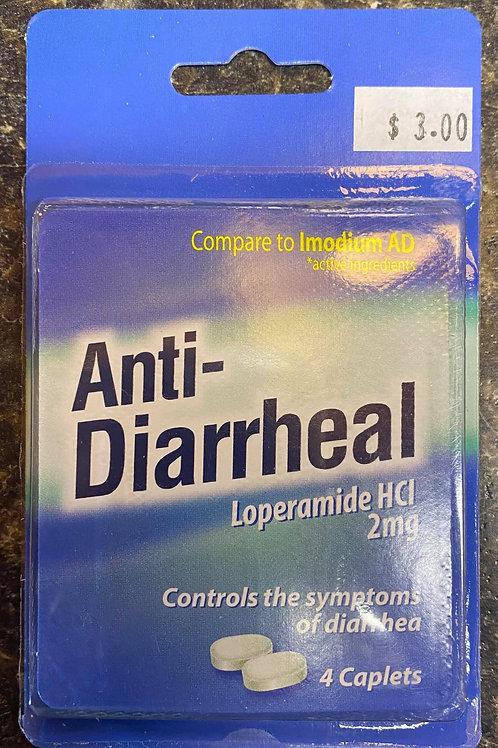 Oral Tablets - Aleve, Claritin, Benadryl, Midol, & Anti-Diarrheal