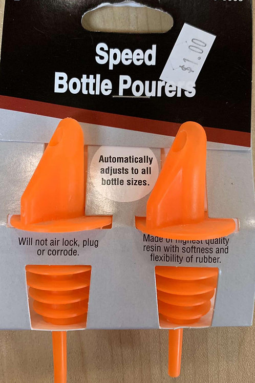 Speed Bottle Pourers
