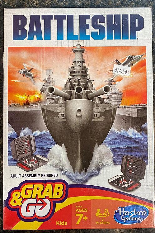 Grab & Go Board Games