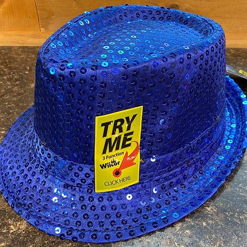 Light Up Gangsta Hat