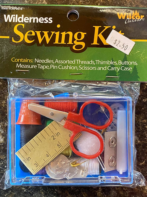 Wilderness Sewing Kit