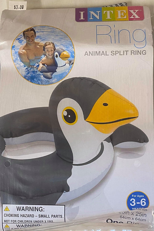 Animal Split Rings