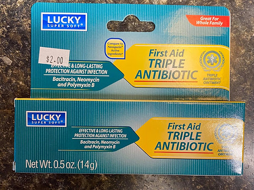 First Aid Triple Antibiotic