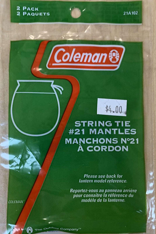 Coleman String Ties