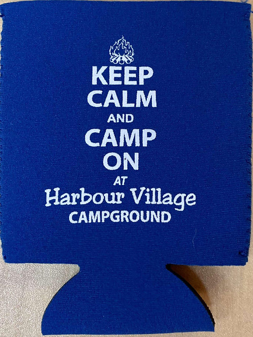 Harbour Village Can Coozie