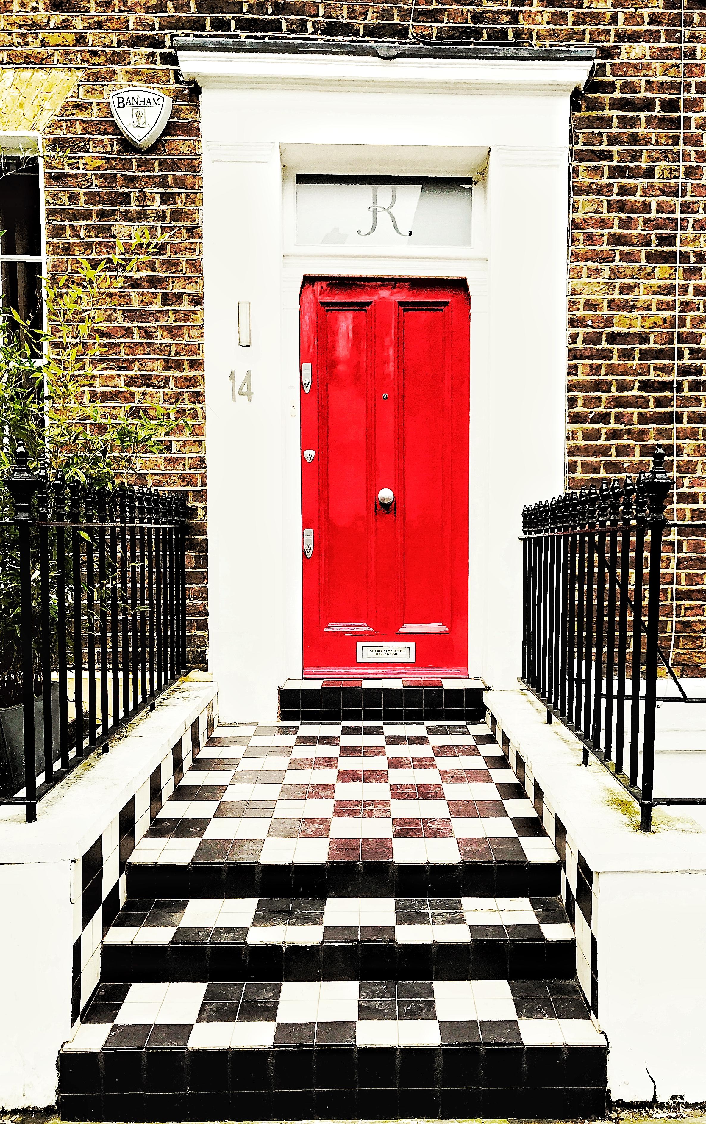 Doors of England five