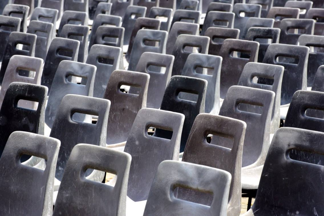 Chairs in Rome