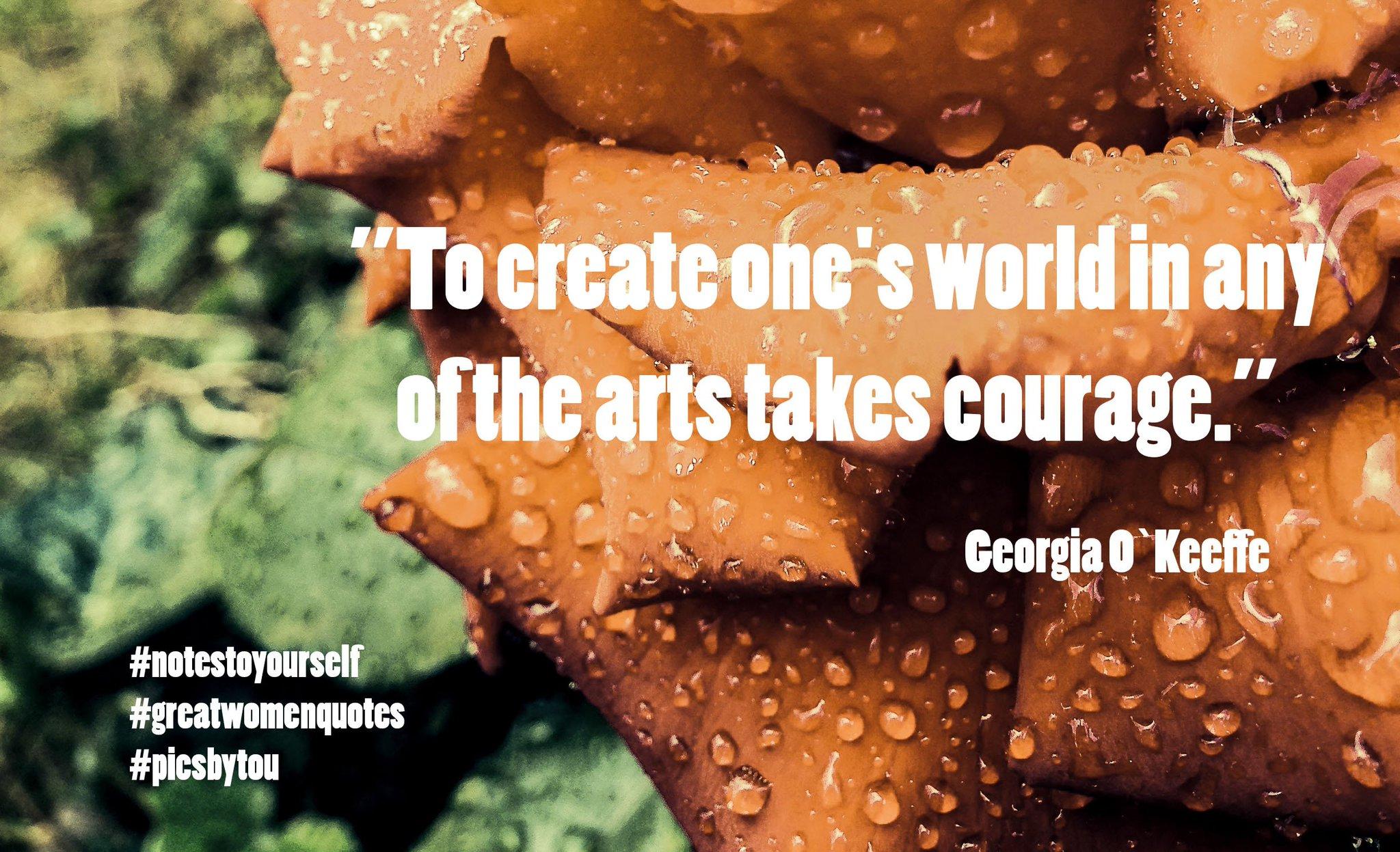 Quote Georgia O´Keeffe