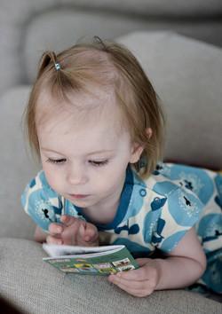 Adorable reading