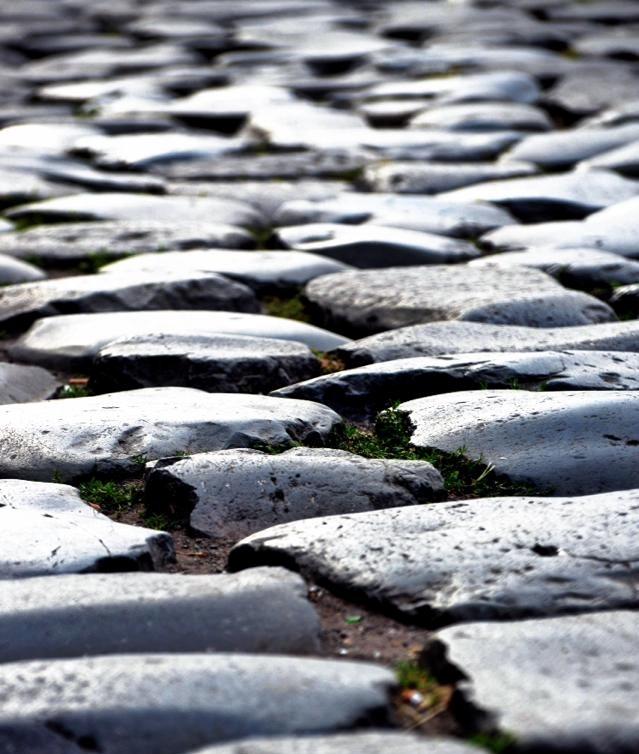 Stonewalk in Italy