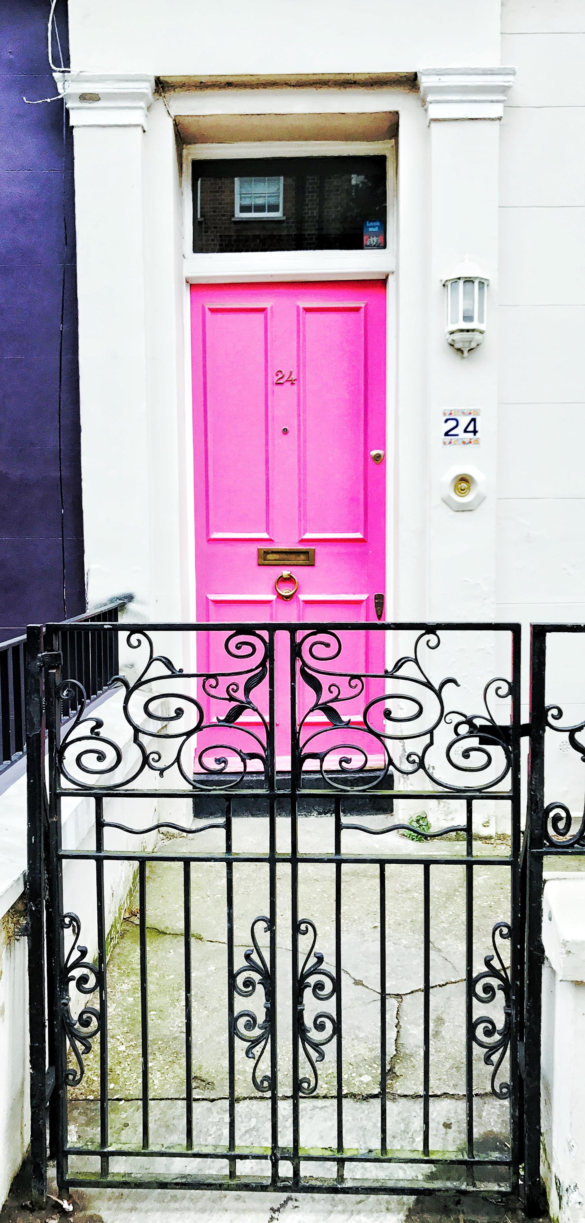 Doors of England four