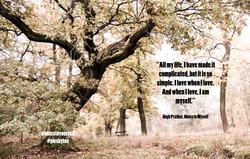 Quote one Hugh Prather